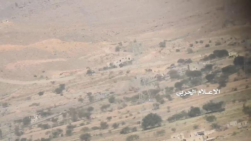 نهم - ضربات مدفعية على تجمعات المنافقين في ا&