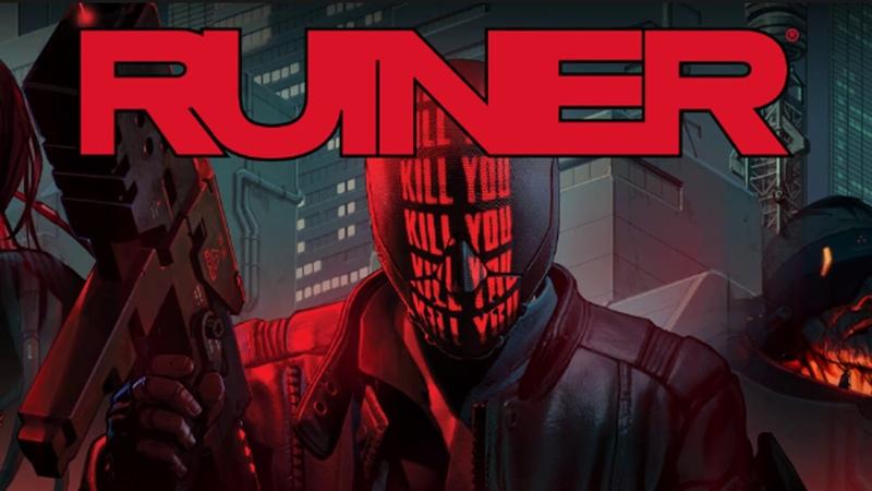 Ruiner OST - Rise (Zamilska)