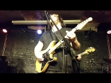 Matthew Long - British Blues Invasion to Russia, JAM Club, Moscow, 16.09.2018