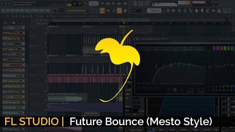 How To Make Future Bounce (Mesto Style) in 5 minutes FLP