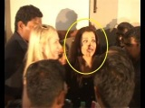 Aishwarya Rai Bachchan MOBBED by media and fans.