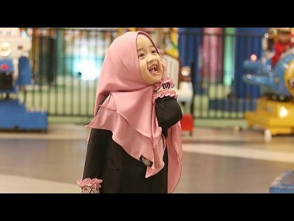 Live Aishwa Nahla Latihan Tilawah ditemenin abang