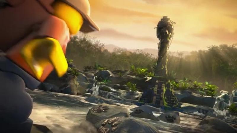 LEGO® City Джунгли Видеоролик Приключения в джунглях
