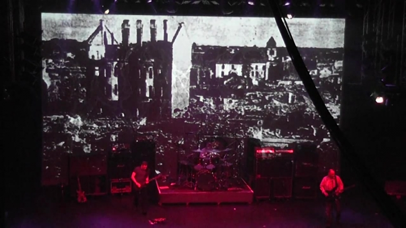 WINTER (USA) - Live at Roadburn (Tilburg, 15/04/2011)