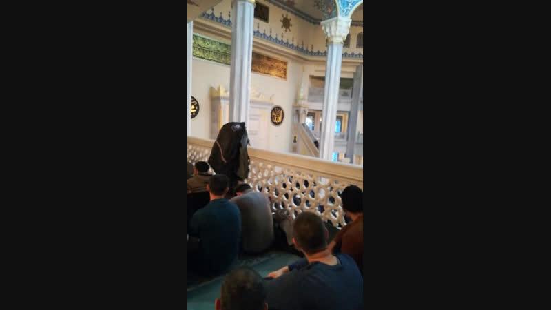 Проспект Мира Мечеть 2018