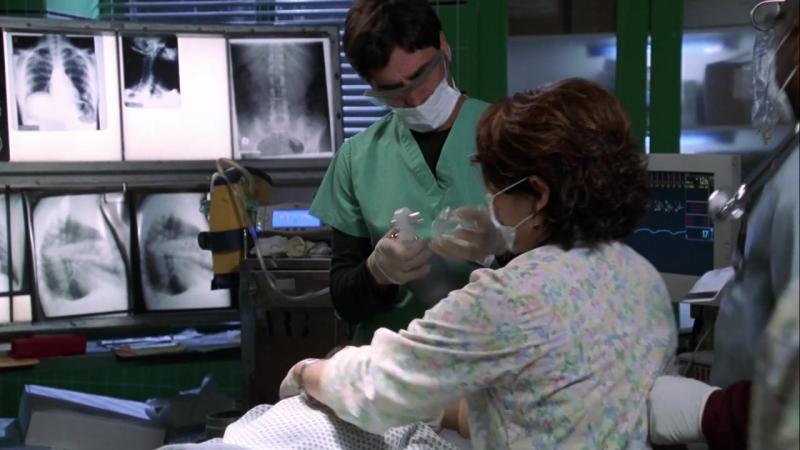 Скорая помощь [ER] / 13 сезон - 8 серия / «Повод верить» [Reason to Believe]