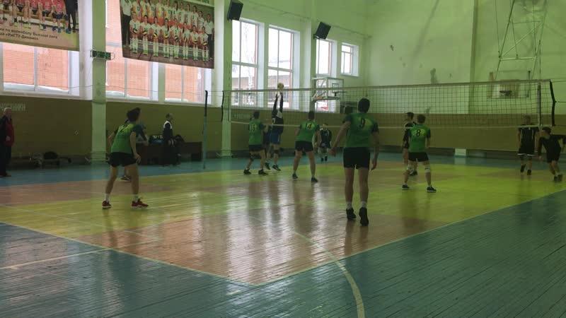 3_2 Созвездие - Милый дом (1-3) Чемпионат УР по волейболу 2019 Первая лига