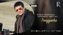 Bobur Madalimov Afsonaviy Maftun Tonggacha Бобур Мадалимов Тонггача music version