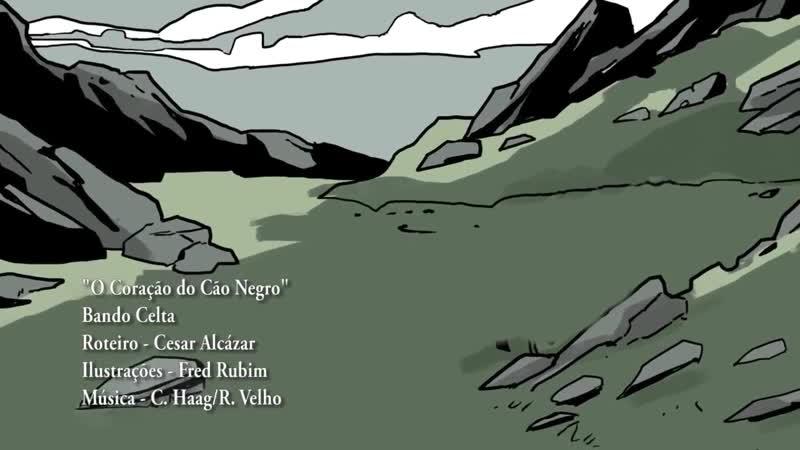 Bando Celta - O Coração do Cão Negro