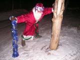 Дед Мороз - о том, как выжить 1 января