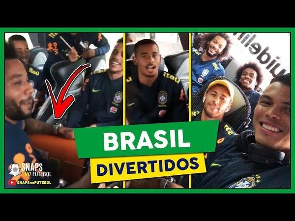 Brasil: Divertidos a caminho de Anfield Road - Liverpool