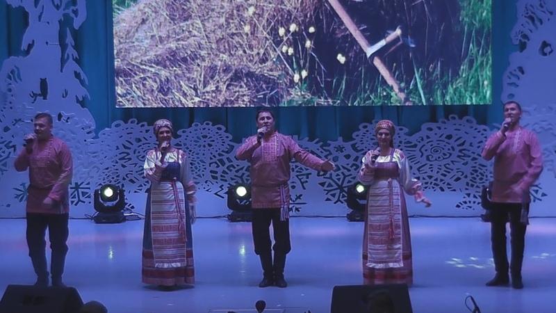 Турун пуктан кад 1 место Республиканского фестиваля современной коми песни Василей 2019