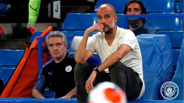 Пеп Гвардиола: «Ман Сити» сложно сосредоточиться на АПЛ после поражения от «Челс...