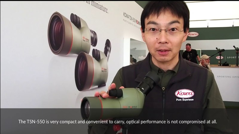 An introduction to the concept behind Kowa TSN-550