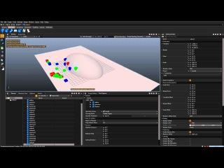 Clarisse iFX 2.0: Using 3D Clone Stamp tool