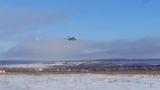 Landing Airbus 319 Siberia airlines S7 Посадка самолета