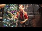 Frosty The Snowman...ROCKS! (ft. Paul Farrer)
