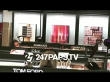 Ariana Grande and Pete Davidson x Paparazzi.