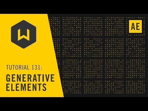 Tutorial 131: Generative Elements