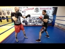 Как начать атаку и победить большого бойца _ 3 важных правила боксера