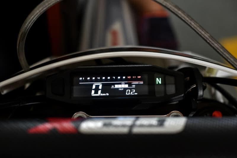 GPX Moto 2021 - гоночные эндуро из Китая