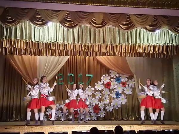 Барабан-студія Ритм Першотравневської ЗОШ