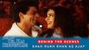 Phir Bhi Dil Hai Hindustani Behind The Scenes Shah Rukh Khan As Ajay Juhi Chawla