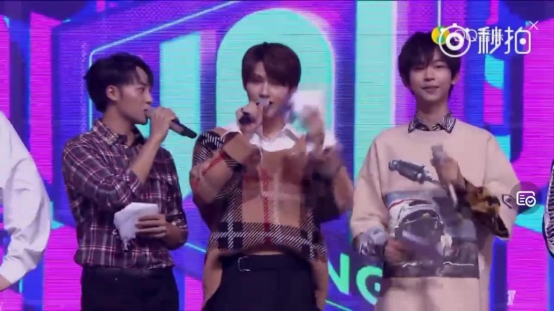 181014 ZHANG YIXING 张艺兴 LAY 一 Yo! Bang Chart