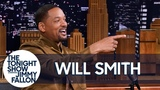 Will Smith Sings His Version of Live-Action Aladdin's
