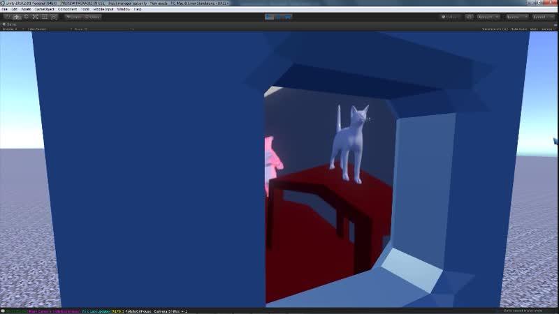 Reflection probe shader test2