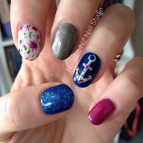Мк дизайн ногтей видео