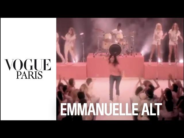Vidéo exclusive d'Emmanuelle Alt, rédactrice en chef de Vogue Paris | VOGUE PARIS