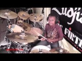 SOFI feat. Nick Thayer &amp Tommy Lee - MIDDLEFINGAH, 10 Yr Old Drummer, Jonah Rocks