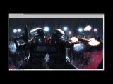 Рисование концепта игры на тематику зомби-апокалипсиса в быстрой перемотке в Photoshop'е