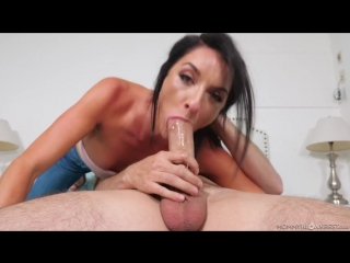 Silvia Saige (XXXPLUS18, Porno, Cumshot, Brunette, Blowjob, Big Tits, Cum in mouth, MILF, Анал, Минет, Домашнее, Раком)