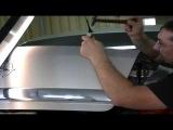 OPEL.Paintless Dent Removal Ремонт вмятин без покраски