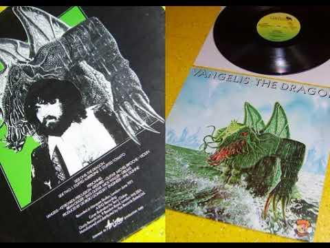 Vangelis The Dragon 1971 Greece, Progressive Electronic, Jazz, Funk