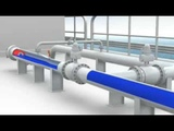 how pig launcher and receiver work in pipeline in oil and gas