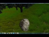 Stone Simulator (Симулятор камня в лесу) Видео обзор игры.