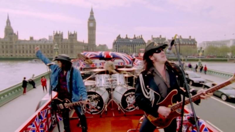 Motörhead God Save the Queen (Sex Pistols Cover)