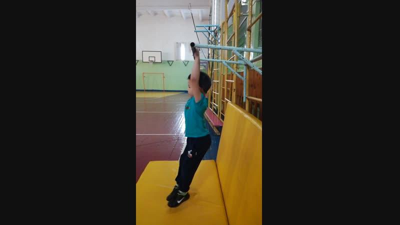 Тагаев Барсбек - 1 класс