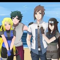 <Nekanoni and Kanons Naruto>