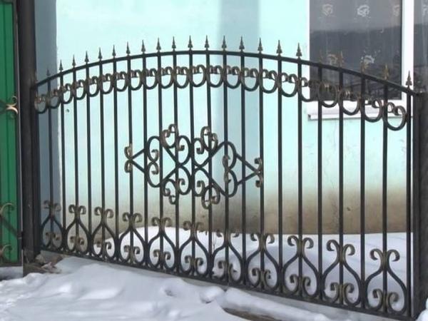 Орнамент Мастер сварки Айнур Хисамов