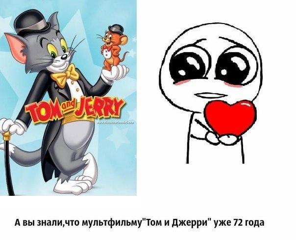 том мультфильм и: