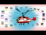 Пожарные машины и Пожарная техника - Развивающее видео для детей - iMap4kids