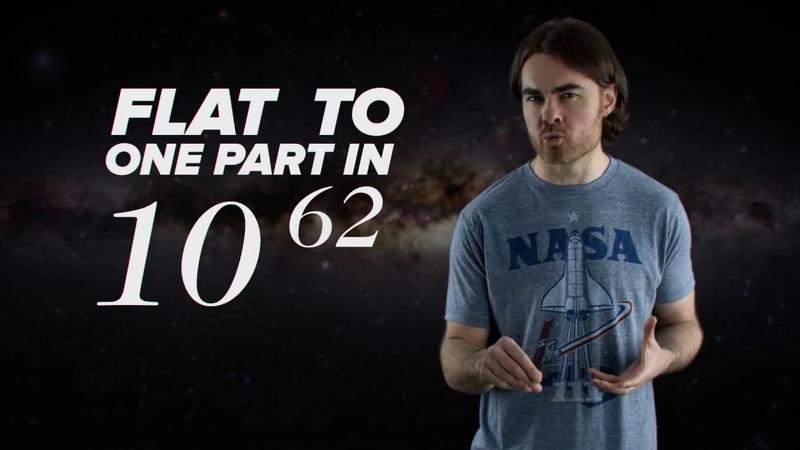 Как космическая инфляция расправила вселенную   Space Time   PBS Digital Studios