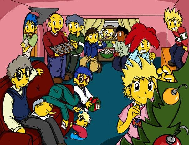 Симпсоны 25 сезон все серии HD на русском