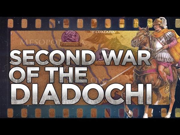 Diadochi Wars: Battles of Paraitakene and Gabiene 317–316 BC