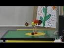 Танцюючий страус роботи та електромобіль у ХПІ демонстрували мехатроніку
