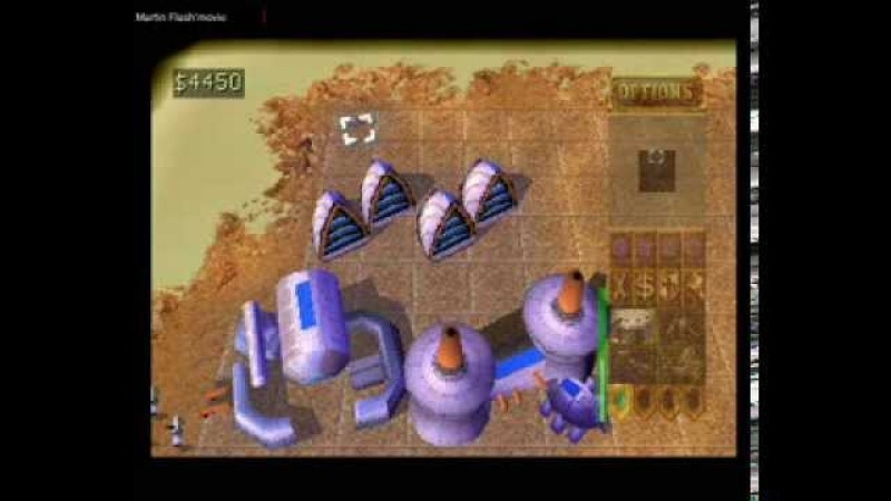 DUNE 2000 [PlayStation]